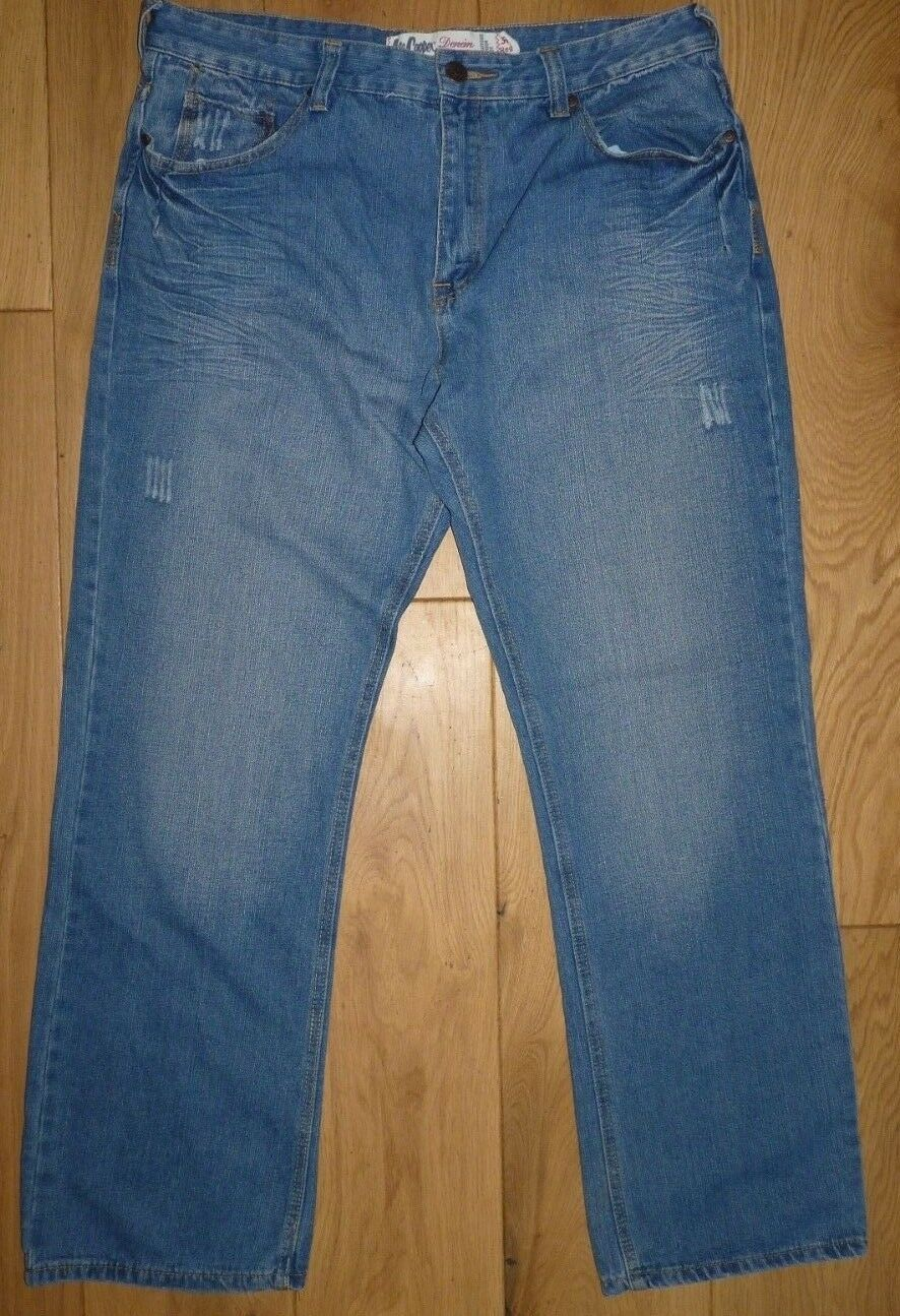 Lee Cooper Live Super Denim Jeans 36Reg W36 L32