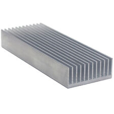 1003715mm Anodized Aluminium Heat Sink For Power Transistorto 126to 220