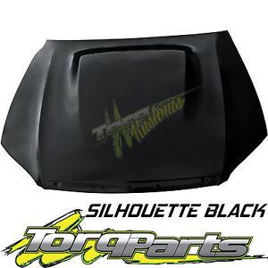 SILHOUETTE-BLACK-BONNET-SUIT-FG-XR8-BOSS-FORD-FALCON-08-14-amp-FPV-GS-GT-HOOD