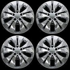 "4 New 2012-15 Honda CRV 17"" Chrome Wheel Skins Hub Caps Rim Covers Alloy Wheels"