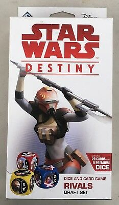Star Wars Destiny Empire At War Booster Pack Brand New 1ct Factory Sealed NIB