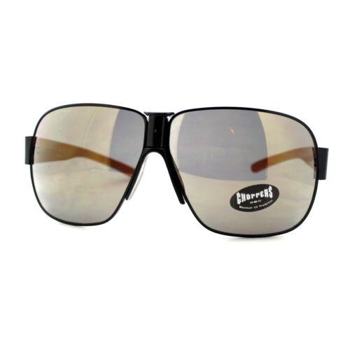 Homme Lunettes De Soleil Choppers Oversize fashion cadre carré UV400