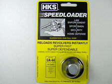 HKS Revolver Speedloader Holds 5 Rounds 44 Speical Fits Charter Arms Rossi Ca-44