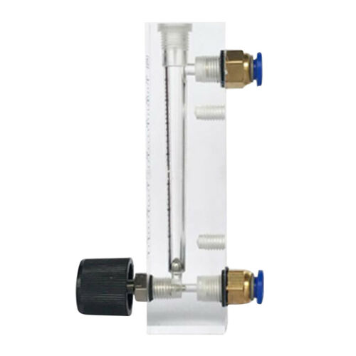 Hochauflösendes Genaues Sauerstoff-Luft-Durchflussmesser-Panel Typ 0.3-3L