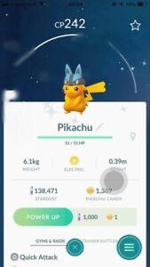 New-Shiny-Pikachu-Riolu-Hat-Pokemon-Go-Sale