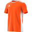 New-Adidas-Entrada-18-Climalite-Gym-Football-Sports-Training-T-Shirt-Top-Jersey thumbnail 38