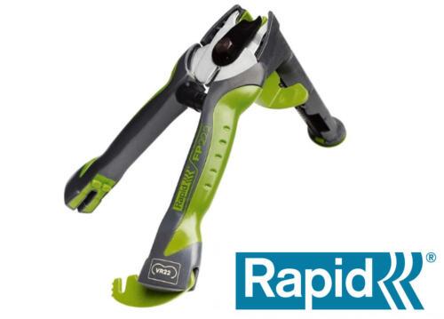 200 Vr22 Acciaio Hog Anelli Kit Catena Recinzione//Recinto Pinze Nuovo Rapid