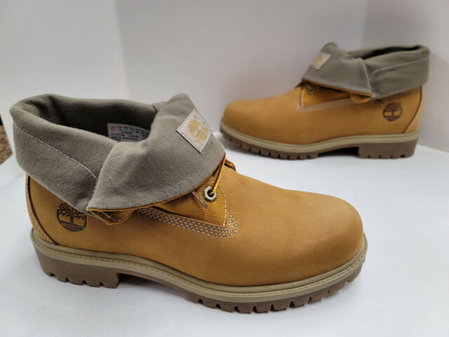 Accor Mendigar Punta de flecha  Timberland Chukka Mens 50061 Wheat Nubuck Leather Waterproof BOOTS Size  10.5 for sale online | eBay