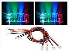 Rakon Blade 200QX 3mm LEDs (Blue, Green, Red, White) Combo - 200QX3LC