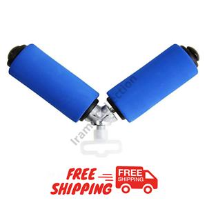 Dinsmores Pole Roller Rest 8 cm Blue