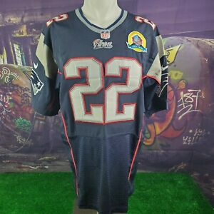 Details about Stevan Ridley Nike New England Patriots Hall of Fame 50 Years Jersey (Size 48)