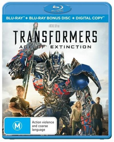 1 of 1 - Transformers - Age Of Extinction (Blu-ray, 2014)
