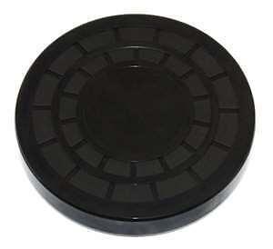 EC22x4 Nitrile Rubber End Cap Plugs Seal 22mm Outside Diameter 4mm Width