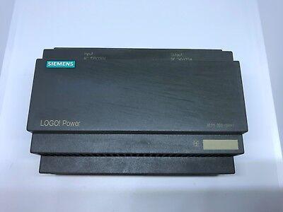 Siemens Logo! Power 6ep1332-1sh41 Reines Und Mildes Aroma