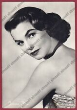 JOANNE DRU 09 ATTRICE ACTRESS ACTRICE CINEMA MOVIE USA Cartolina FOTOGRAFICA