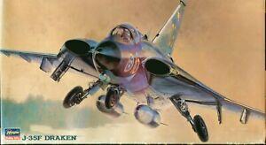 SAAB-J-35F-DRAKEN-1-72-HASEGAWA-BELLO