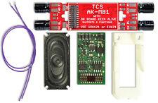 TCS #1775 WOW Diesel Sound Decoder  ATL-1 WOW Kit  Bob The Train Guy