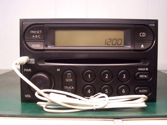 20022004 Nissan Xterra Radio Am Fm Cd W Auxiliary Input 281857z800 Rhebay: 2002 Nissan Xterra Radio Cd Player At Gmaili.net