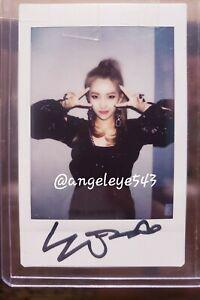 G-i-dle-Soyeon-LATATA-ERA-signed-polaroid-gidle
