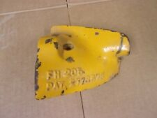 Pengo Fh205 Utility Auger Dirt Pilot Screw Point Post Hole Digger Fish Tale Hard
