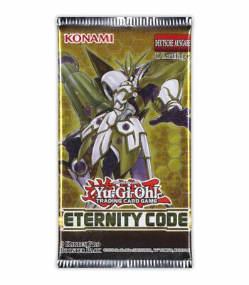 Auswahl YuGiOh Neu//Boosterfrisch  Deutsch 1 Eternity Code ETCO-DE Auflage