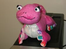 GLAMOUR GECKO Webkinz New ~ PLUSH Toy ONLY ~ NO CODE ~ Ready to Ship