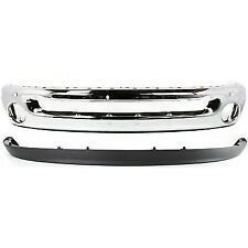 Bumper Kit For 2002 2008 Dodge Ram 1500 Front Fits Round Fog Lamp New Body Style Fits 2005 Dodge Ram 1500