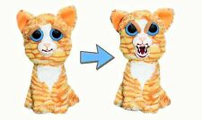 """Feisty Pets by William Mark Princess Pottymouth- Adorable 8"""" Plush Stuffed Cat"""