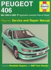 Peugeot 406 Petrol and Diesel Service and Repair Manual: March 99-2002 by Peter T. Gill, A. K. Legg (Hardback, 2003)