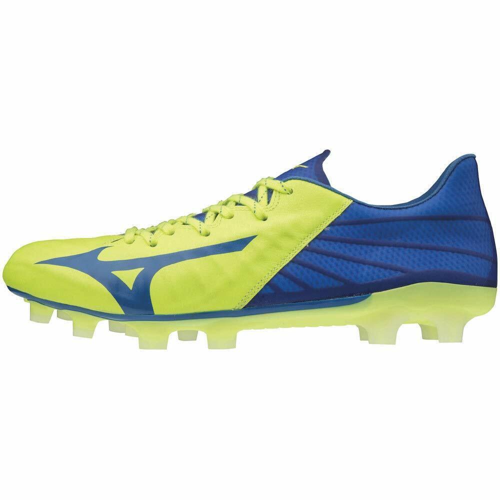 Mizuno Fútbol Fútbol Zapatos Spike Rebula 3 Japón P1GA1960 Amarillo US11 (29cm)
