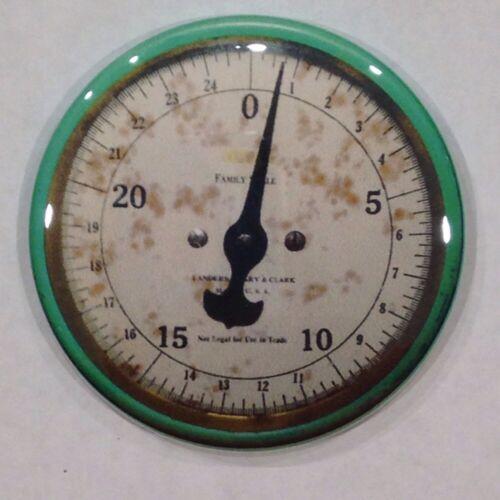BOGO 1950s Kitchen Scale Vintage Style Fridge Magnet Buy 1 Get 1 FREE
