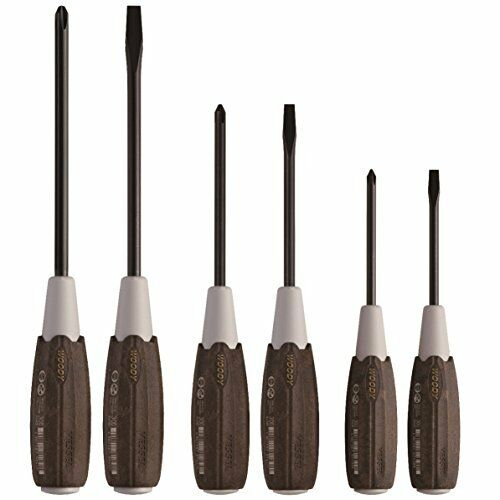 VESSEL Woody driver 6 pair set No.3006P Japan