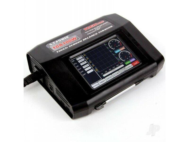 TD610 100W AC DC Cargador 10A (Reino Unido)