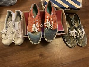 adidas to vans size
