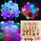 5Pcs Light  Balloons Birthday Party Wedding Decor Decoration Baby Kids Toys