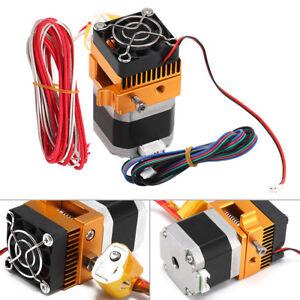 3D-Printer-DIY-Drucker-Zubehoer-MK8-Block-Metal-Aluminum-Extruder-Bausatz-Head