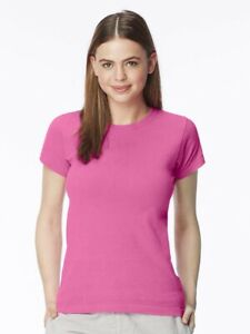 Comfort-Colors-Pigment-Dyed-Ringspun-Women-039-s-Short-Sleeve-T-Shirt-3333