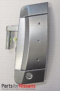 NEW OEM NISSAN 2003-2006 350Z PASSENGER SIDE EXTERIOR DOOR HANDLE ASSEMBLY