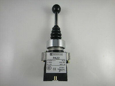 2NO 2 Position Locked Wobble Stick Switch