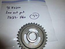 1996 Kx250 Transmission 4th Gear Output 13260-1109