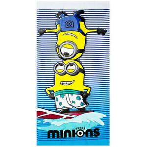 Despicable-Me-Minions-Beach-Towel-Bath-Pool-100-Cotto-Size-70-x-140cm-VR220-020