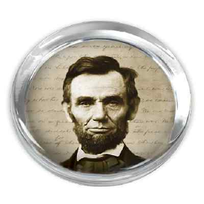 CIVIL WAR PRESIDENT ABE ABRAHAM Lincoln Lenticular Postcard NEW