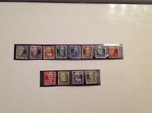 German Democratic Republic stamps
