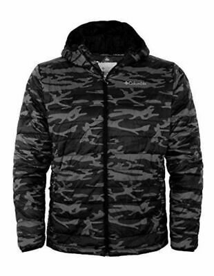 New Mens Columbia Crested Butte II Omni-Heat Insulated ...
