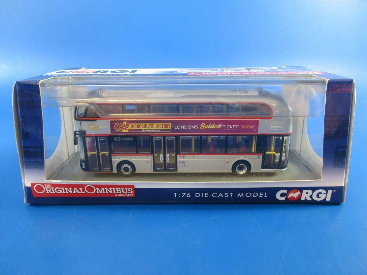 excelentes precios Corgi OOC OM46614A nuevo Routemaster Go-Ahead Go-Ahead Go-Ahead Londres, 453 Days, MIB   precios bajos