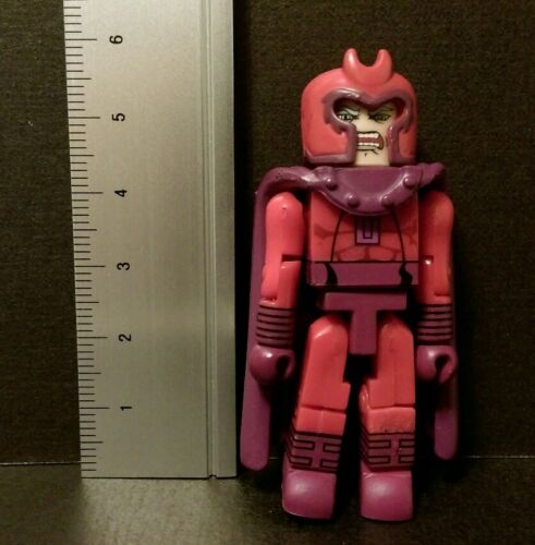 Marvel Minimates X-Men Magneto Figure Loose