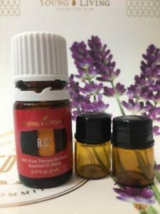 #194- {OPEN SEAL} Young Living R.C. 5 ml. Essential Oil ⭐️BONUS