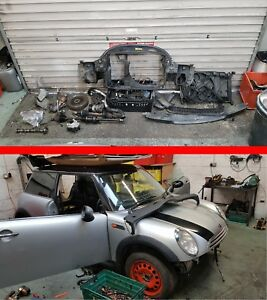 Bmw Mini R50 One D Diesel 14 W17 D14a Breaking Spares All Parts