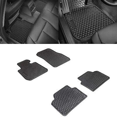 Front Rear Rubber Floor Mat Liner Carpet For Bmw 3 Series F30 320i
