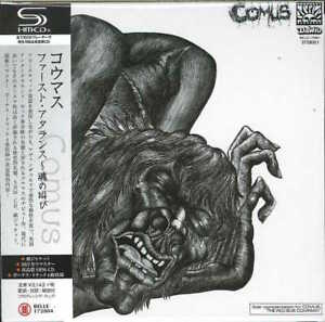COMUS-FIRST-UTTERANCE-JAPAN-MINI-LP-SHM-CD-BONUS-TRACK-H25